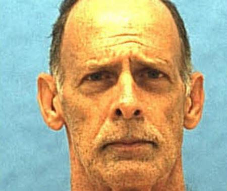 Death row inmate Jerry Correll, 59, in an undated photo.   REUTERS/Florida Department of Corrections